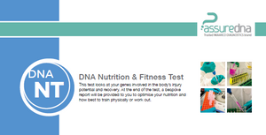 DNA Nutrition & Fitness Test