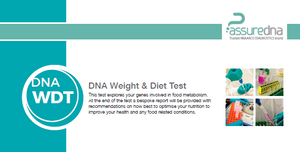 DNA Weight & Fitness Test