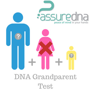 Assure DNA Grandparent Test
