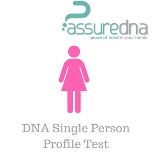DNA Single Person Profile Test