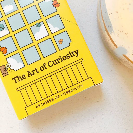 Art of Curiosity | Card Deck