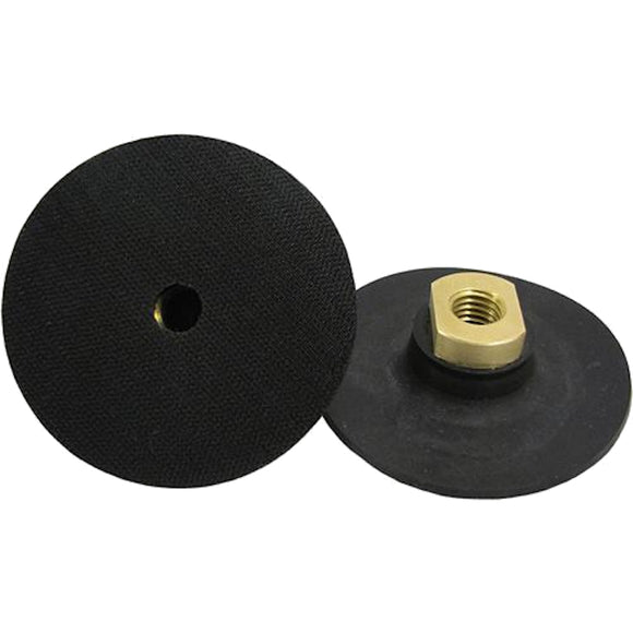 Weha Super Flex Velcro Back Up Pad for Diamond Polishing Pads