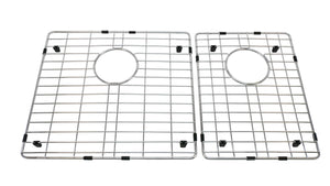 "Auric Sinks Sink Grids for 36"" 60-40 Double bowl sinks, BGFA-36-6040"