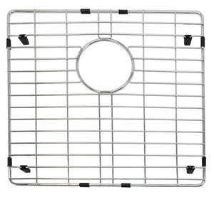 "Grid for 32"" Premium Handmade Culinary, Stainless Steel, 60-40 Double Bowl Kitchen Sink, BGHU-60-3218"
