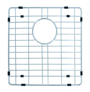 "Grid for 16"" x 18"" Premium Handmade Culinary, Stainless Steel, Single Bowl Kitchen Sink, BGHU-SGL-1618"