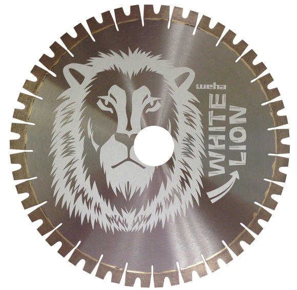 Weha White Lion Quartzite Bridge Saw Blade - 20mm