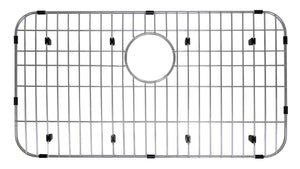 Monterey Bay Grid for 30 inch Stainless Steel Undermount Single Bowl Sink, BGD-SGL-3018