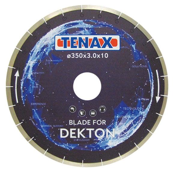 Tenax Dekton Bridge Saw Blade