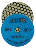 "Weha 4"" Matrix Dry Polishing Pad"