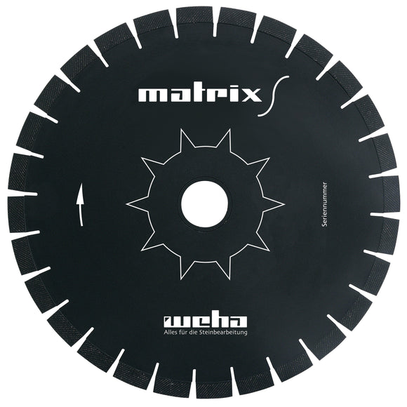 Weha Matrix S Diagonal Diamond Bridge Saw Blade