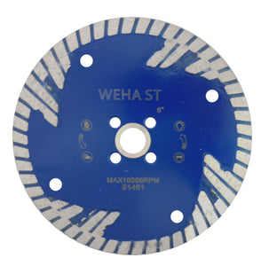 "Weha 6"" ST Side Cut Blade"