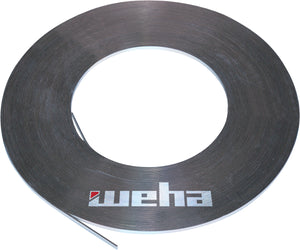 "Weha Carbon Fiberglass Rodding 1/8"" x 3/8"" x 328' Roll"