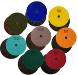 "4"" Premium Polishing Pad Wet"