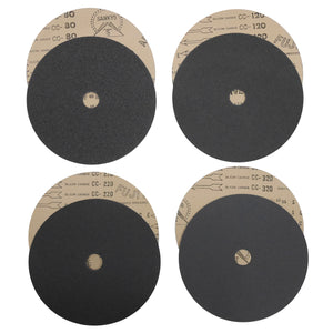 "7"" Premium Silicon Carbide Sandpaper - Paper"