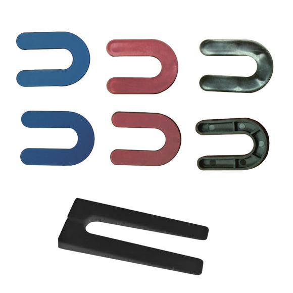 U-Shaped Shims