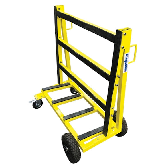 Weha Yellow Shop and Install Buggy - 2,000 lbs Capacity