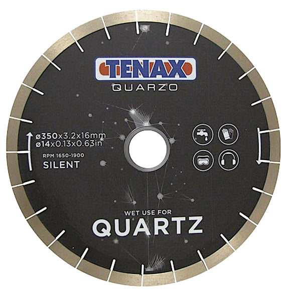 Tenax Quartz Bridge Saw Blade