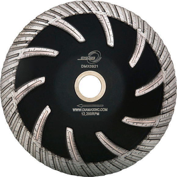 Diamax CTB Cyclone Contour Turbo Blade, 5