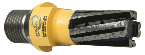 Diamax CUFD Cyclone Ultra CNC Finger Bit for Granite, Engineered Stone, Porcelain, & Ultra Compact