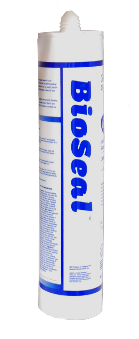 General Purpose Silicone Sealant - Clear - 10.1 Fl Oz