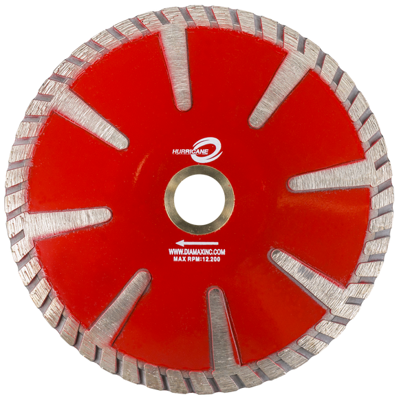 Diamax Hurricane Turbo Contour Blade, 5