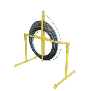 Weha Yellow Fiberglass Rodding Stand