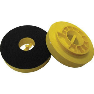 "Weha 4"" Snail Lock Velcro Thick Back Up Pad"