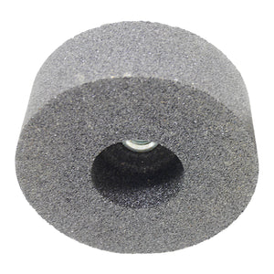 "5"" X 2"" Silicon Carbide Grinding Wheel, 5/8""-11 - Grits 16 to 80"