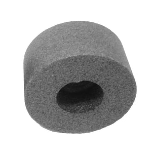 "4"" X 2"" Silicon Carbide Grinding Wheel, 5/8""-11 - Grits 16 to 80"