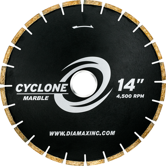 Diamax SCMARB Cyclone Marble Silent Core Blade, 14
