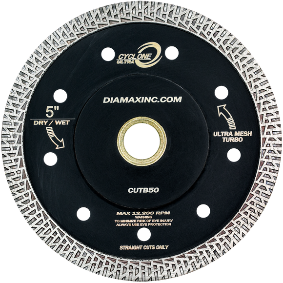 Diamax Cyclone Ultra Mesh 6