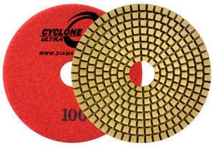 Diamax SPD4 CYCLONE ULTRA WET POLISHING SYSTEM 4""