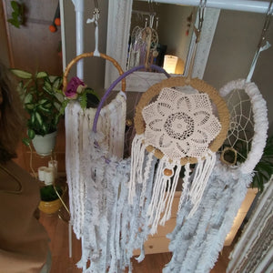 Falling For Macrame & Crochet