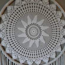 Load image into Gallery viewer, Oversized Crochet Lace Jumbo