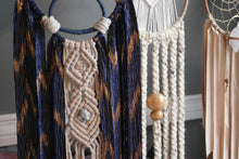 Load image into Gallery viewer, Speak Your Truth Larimar Macrame Dreamer