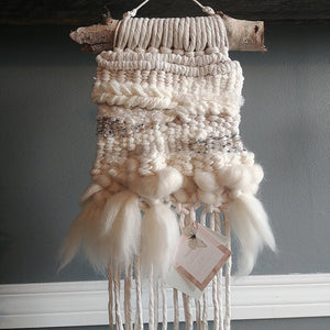 Dreamy Creamy Weaving