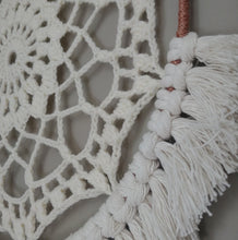 Load image into Gallery viewer, Sundial Quartz Yarn Crochet
