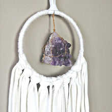 Load image into Gallery viewer, Mini White Chunky Amethyst Dreamer