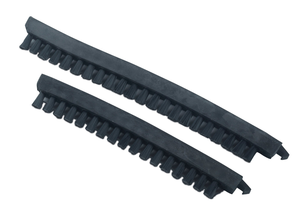 "12"" VGI Bristle Strip Set Black 52140"
