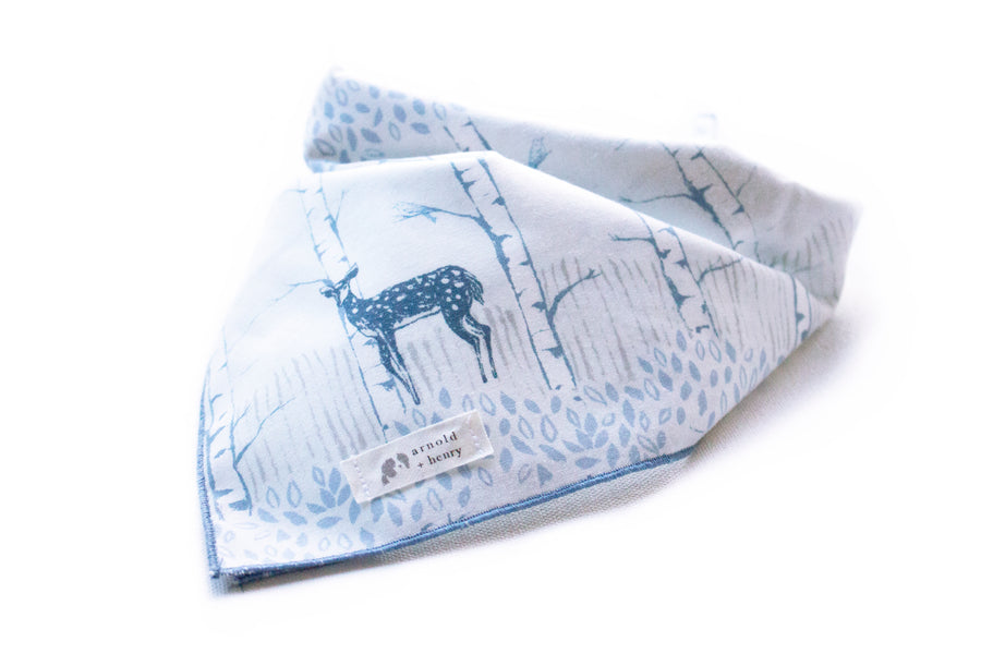 Into the Woods Dog Bandana by Arnold & Henry