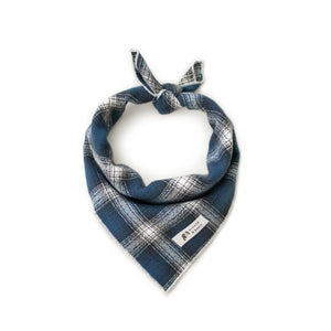 Blueberry Pie Dog Bandana by Arnold & Henry