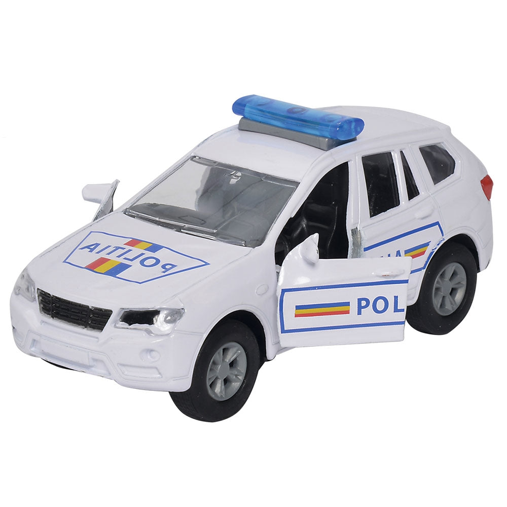 Masina de politie Dickie Toys Safety Unit