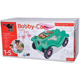 Masinuta de impins Big Bobby Car Classic Tropic Flamingo