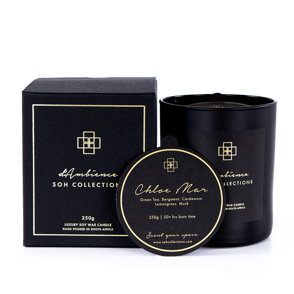Chloe Mar | 250g Scented Candle