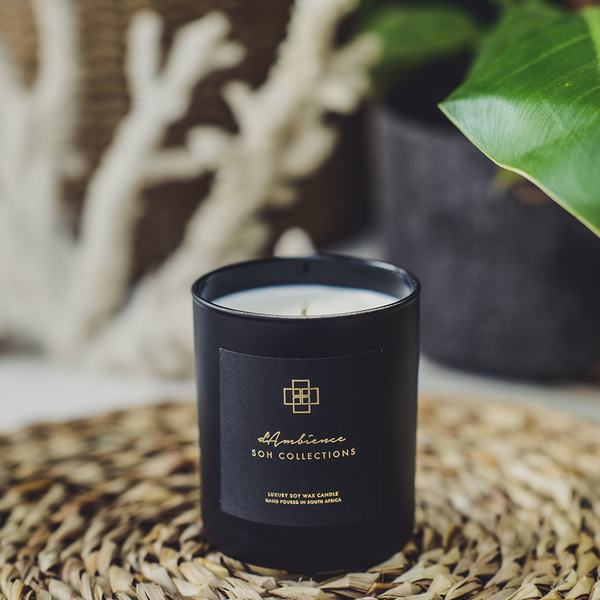 Coco Char | 250g Scented Candle
