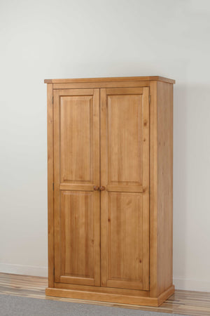 Rutland Double Wardrobe all Hanging