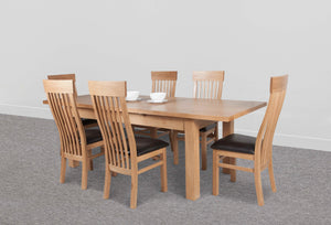 Cotswold 1.8 Extending Dining Table