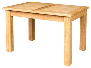 Cotswold 1 Leaf Extending Dining Table