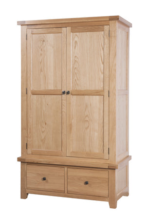 Cotswold Double Robe 2 Drawers