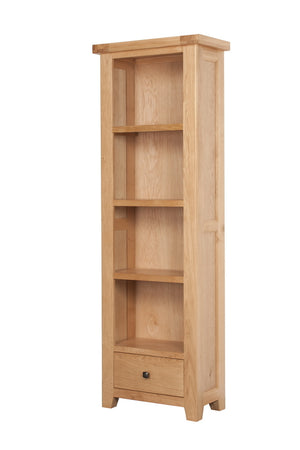 Cotswold Tall Slim Bookcase